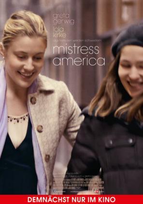 Mistress America (OV)