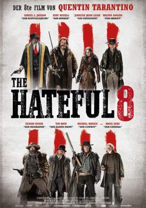 Filmbeschreibung zu The Hateful Eight