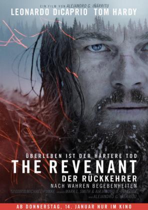 The Revenant - Der Rückkehrer (OV)