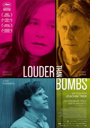 Filmplakat von Louder than Bombs (OV)
