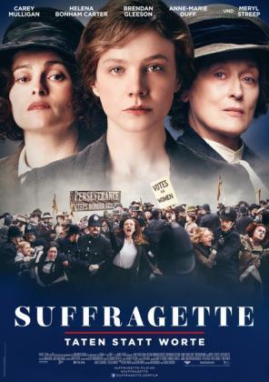 Filmbeschreibung zu Suffragette - Taten statt Worte (OV)