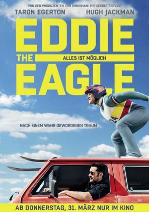 Filmbeschreibung zu Eddie the Eagle - Alles ist möglich