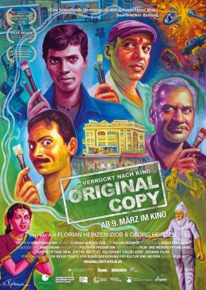Original Copy - Verrückt nach Kino (OV)