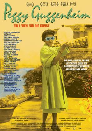 Peggy Guggenheim - Ein Leben für die Kunst (OV)