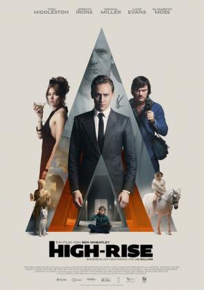 Filmplakat von High-Rise