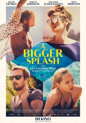 Filmbeschreibung zu A Bigger Splash (OV)