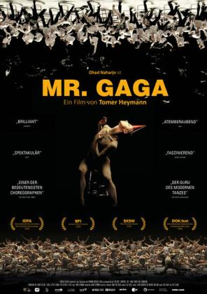 Mr. Gaga (OV)