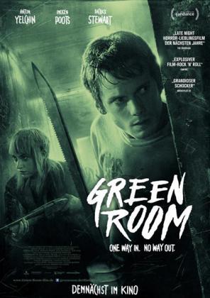 Filmplakat von Green Room (OV)
