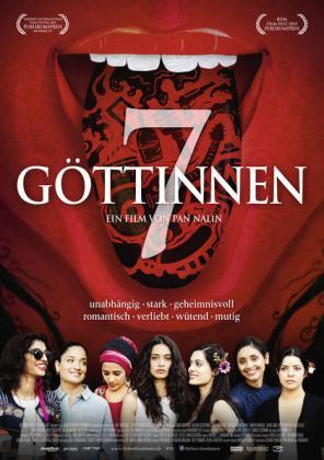 7 Göttinnen