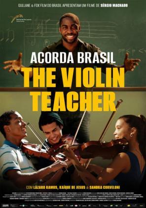 Filmplakat von Acorda Brasil - The Violin Teacher (OV)