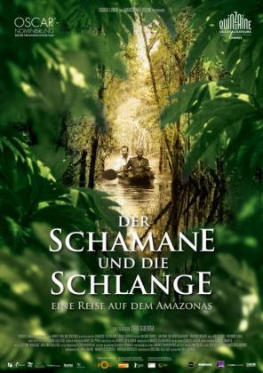 Cinelatino Dresden: Der Schamane und die Schlange (OV)