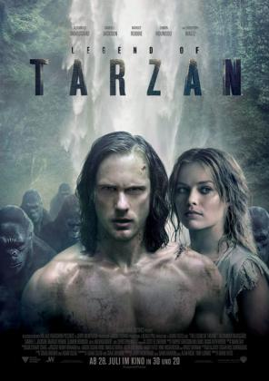 Filmbeschreibung zu Legend Of Tarzan