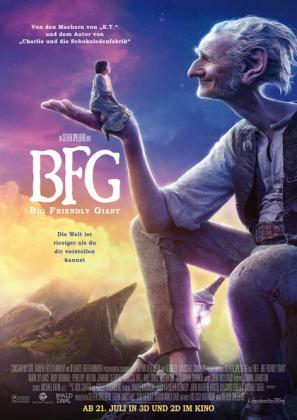 BFG - Big Friendly Giant (OV)