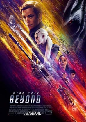 Filmbeschreibung zu Star Trek Beyond