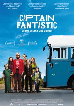 Captain Fantastic: Einmal Wildnis und zurück (OV)