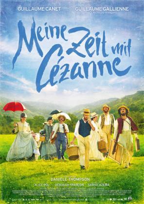 Filmbeschreibung zu Meine Zeit mit Cézanne