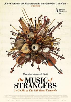 The Music of Strangers: Yo-Yo Ma & the Silkroad Ensemble (OV)