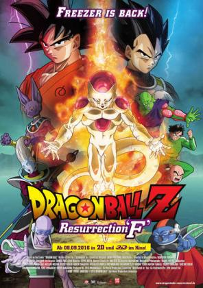 Dragonball Z: Resurrection 'F' (OV)