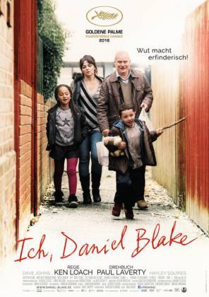 Filmbeschreibung zu Ich, Daniel Blake