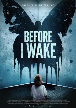 Filmplakat von Before I Wake