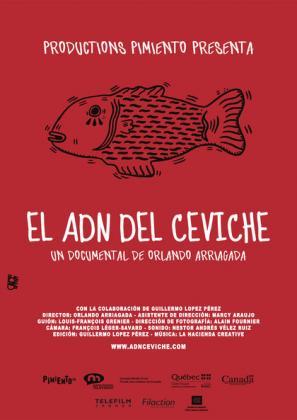 Ceviche, mein Lieblingsgericht aus Peru (OV)