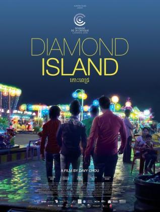 Filmplakat von Diamond Island (OV)
