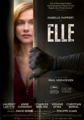 Filmbeschreibung zu Elle