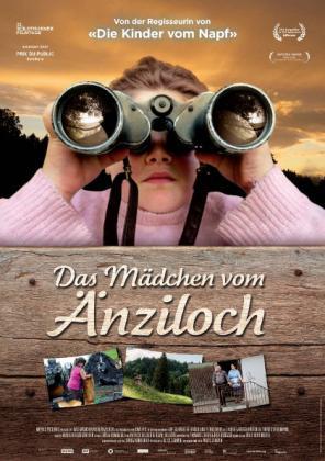 Filmplakat von Das Mädchen vom Änziloch