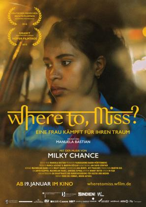 Where to, Miss? (OV)