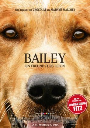 Filmbeschreibung zu Bailey - Ein Freund fürs Leben