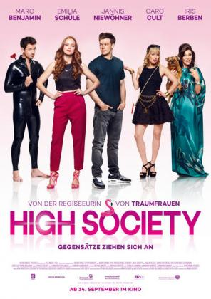 Filmbeschreibung zu High Society