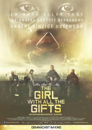 Filmbeschreibung zu The Girl with all the Gifts