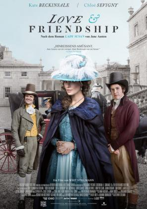 Filmplakat von Ü 50: Love & Friendship