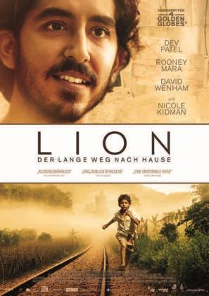 Lion - Der lange Weg nach Hause (OV)