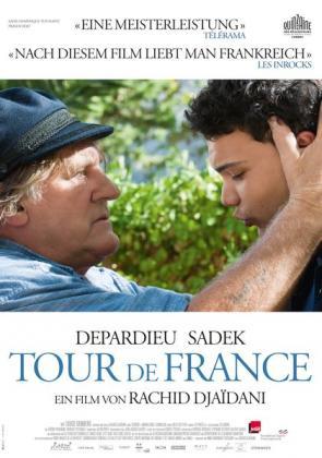 Filmbeschreibung zu Tour de France