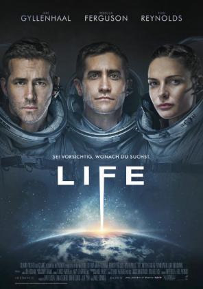 Filmbeschreibung zu Life