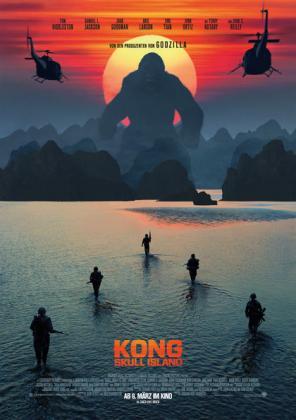 Filmbeschreibung zu Kong: Skull Island