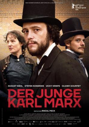 Der junge Karl Marx (OV)