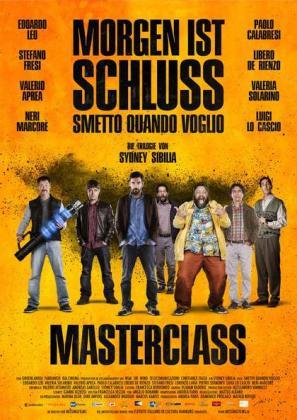 Filmbeschreibung zu Morgen ist Schluss - Masterclass