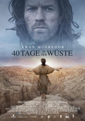 Filmbeschreibung zu 40 Tage in der Wüste
