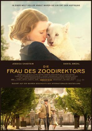 Filmbeschreibung zu Die Frau des Zoodirektors