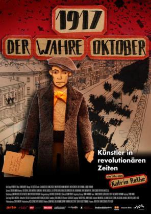 Filmbeschreibung zu 1917 - Der wahre Oktober