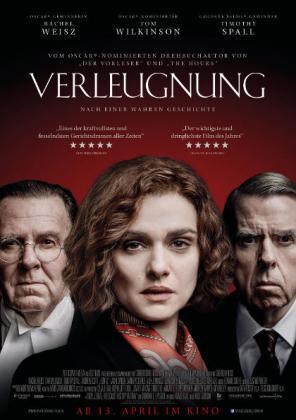 Filmplakat von Verleugnung (OV)