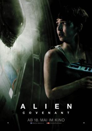 Filmbeschreibung zu Alien: Covenant