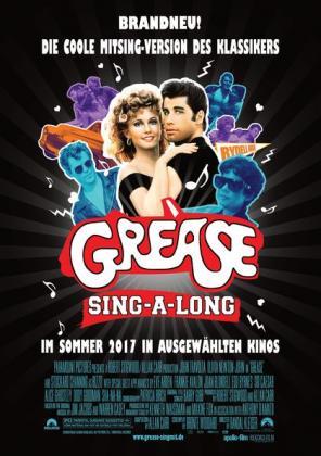 Filmplakat von Grease (WA) (OV)