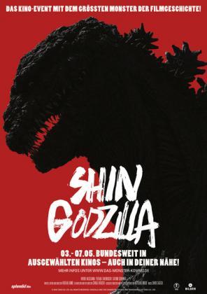 Shin Godzilla (OV)