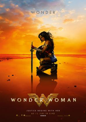 Filmplakat von Wonder Woman 3D