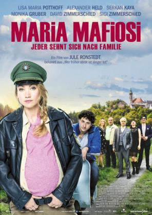 Filmplakat von Maria Mafiosi
