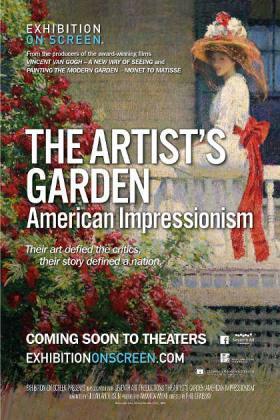 Der Künstlergarten: Der Amerikanische Impressionismus (OV)