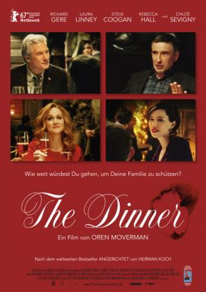 Filmplakat von The Dinner (OV)